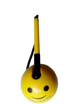 PENHOUSE.IN SMILEY DESKTOP PEN YELLOW COLOR MODEL: 10521