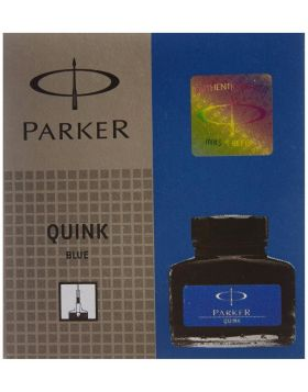 Parker Model: 70035 Parker quink Blue 30 ml ink bottle