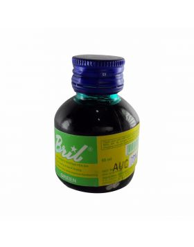 Bril Model No : 70011 60 ml green Ink