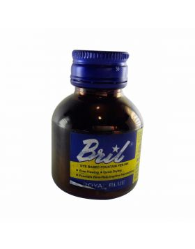 Bril Model: 70013 Royal blue color 60 ml ink bottle