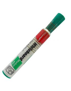 LUXOR-WHITEBOARD MARKER GREEN INK MODEL: 12547