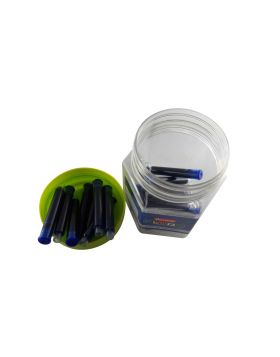 Penhouse.in Model: 12737 Transparent body single blue ink cartridge