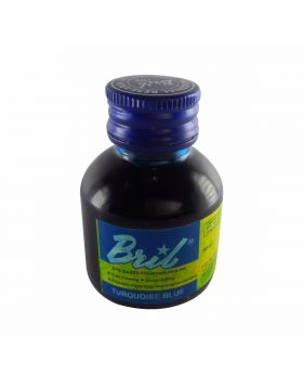 Bril Model: 70017 Turquoise blue 60ml ink bottle