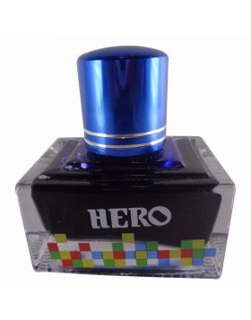 Hero No. 7110  Model: 70032 Extra color ink   Pearl Night Blue color ink bottle