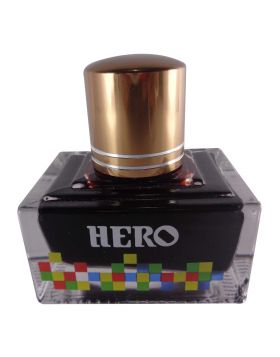 Hero No. 7104  Model: 70034 Extra color ink  Brown color ink bottle
