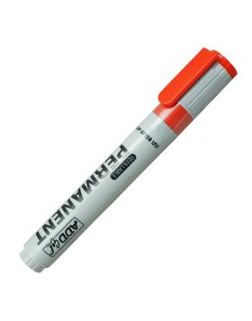 Add  Gel  Super Jumbo Model:16366 Red Color Permanent Marker