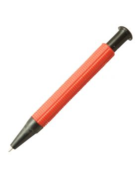 Penhouse Model No :17065 0.7 mm Short Red Color Body Click Type Tip Pencil