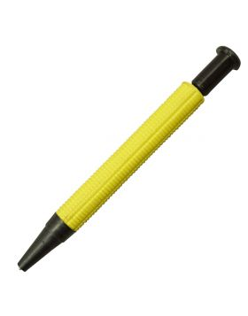 Penhouse Model No :17066 0.7 mm Short Yellow Color Body Click Type Tip Pencil