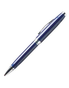 Cross AT0662-9 - Coventry Blue Laquer Ball Pen - penhouse.in Model :17976