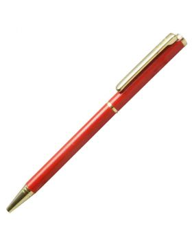 K-Nine Revolution - Red Color Body Twist Ball Pen Model - 18154