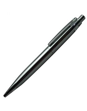 Silver Color - Retractable Ball Pen - Model 18343