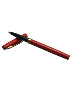 K-Nine Air Bender Shining Red Roller Ball Pen ECO104 Model 18452