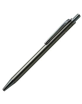 Pierre Cardin Estella Stainless Steel Ball Pen Model 18459