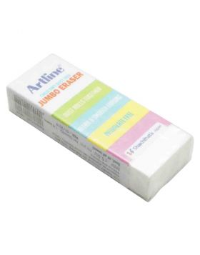 Artline Jumbo Eraser - Model No : 50003