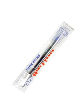uni-ball 217 : Model 71608  Blue Color Writing Roller Ball Refill 0.7mm