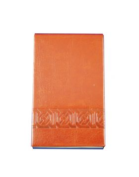 Penhouse Model No:87010  Coral Red  Color Body  Card holder