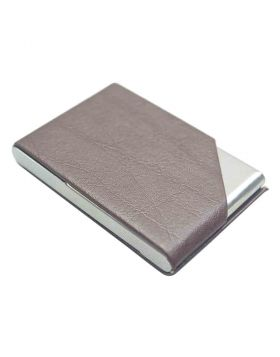 Brown Color Card Holder Model 87012