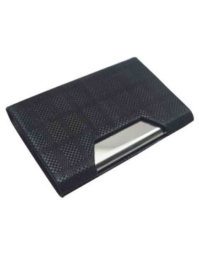 Black Centre Flip Card Holder Model 87014